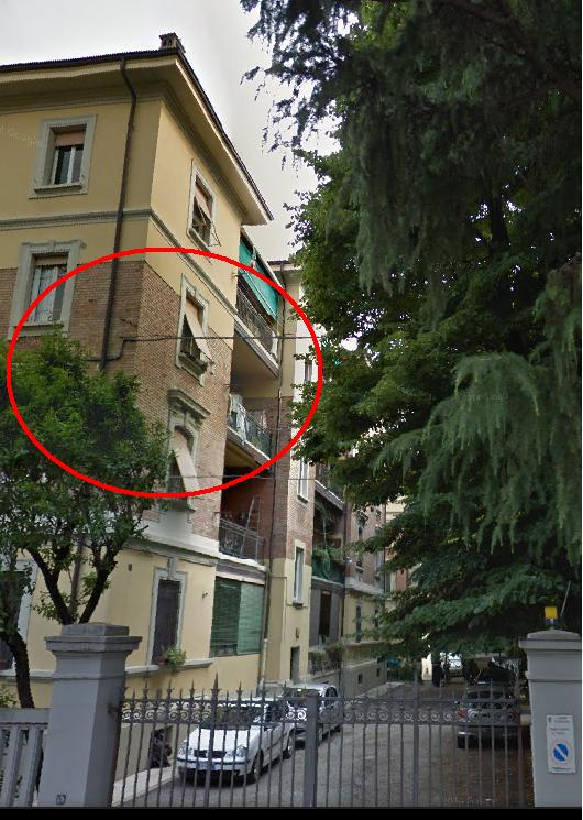 Appartamento in Bologna, Via Stanislao Mattei n.6 - piano secondo