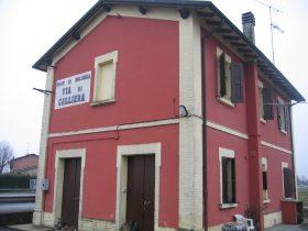 Ex casa cantoniera in San Giorgio di Piano, Via Bologna n.19