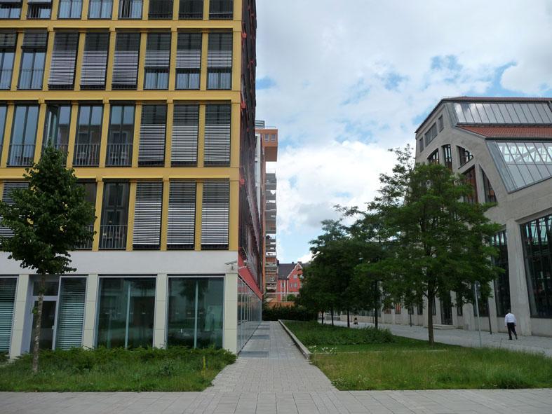 residenze e spazi pubblici