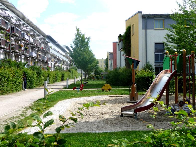 Edilizia residenziale pubblica e spazi comuni