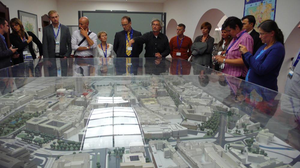 Viaggio studio Lipsia- Study Visit Lipsia