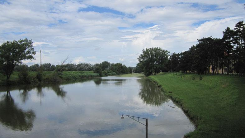 Impianto idrovoro di Saiarino