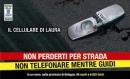 Il cellulare di Laura - Campagna di comunicazione