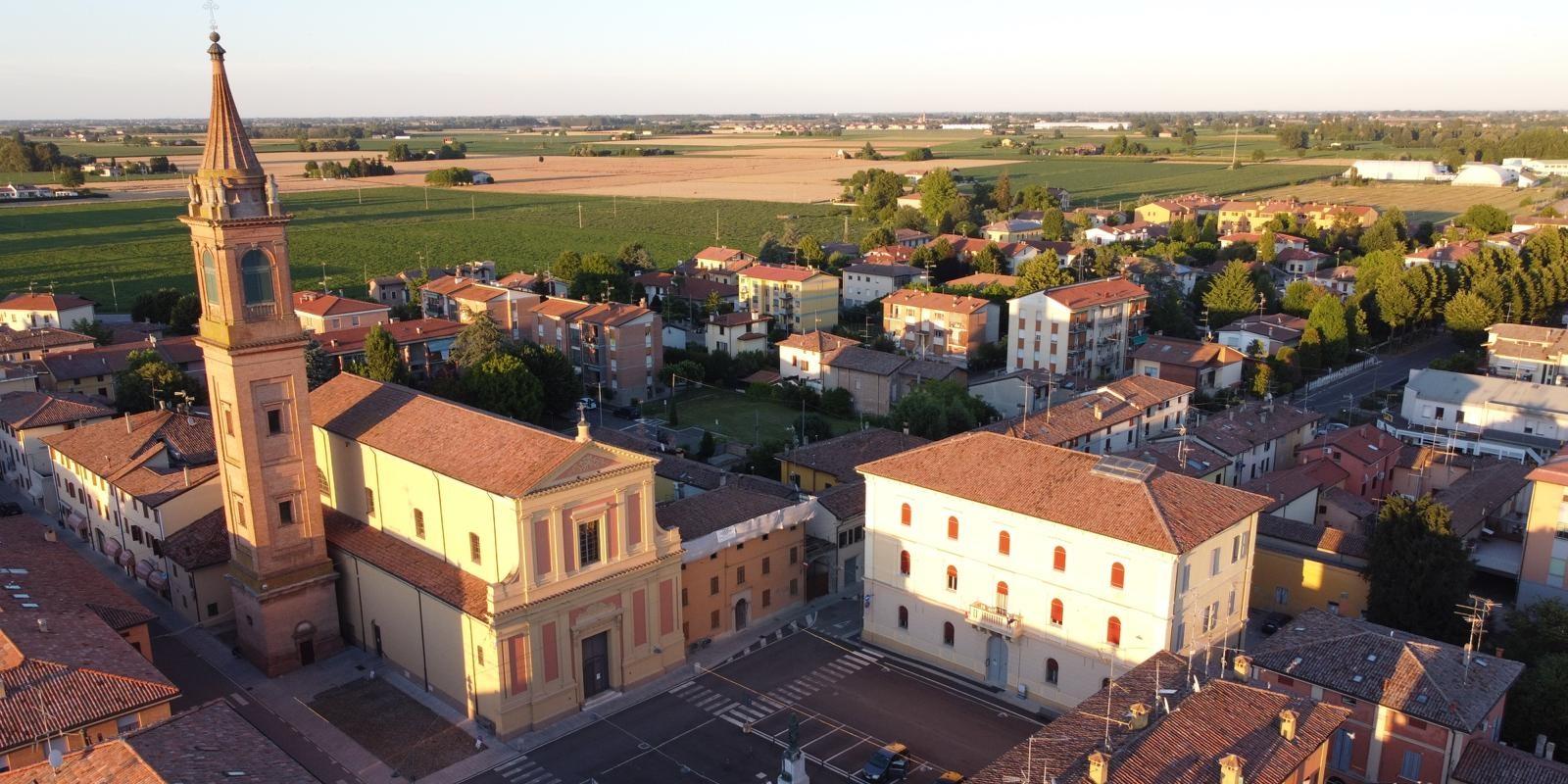 Piazza di Castello d'Argile