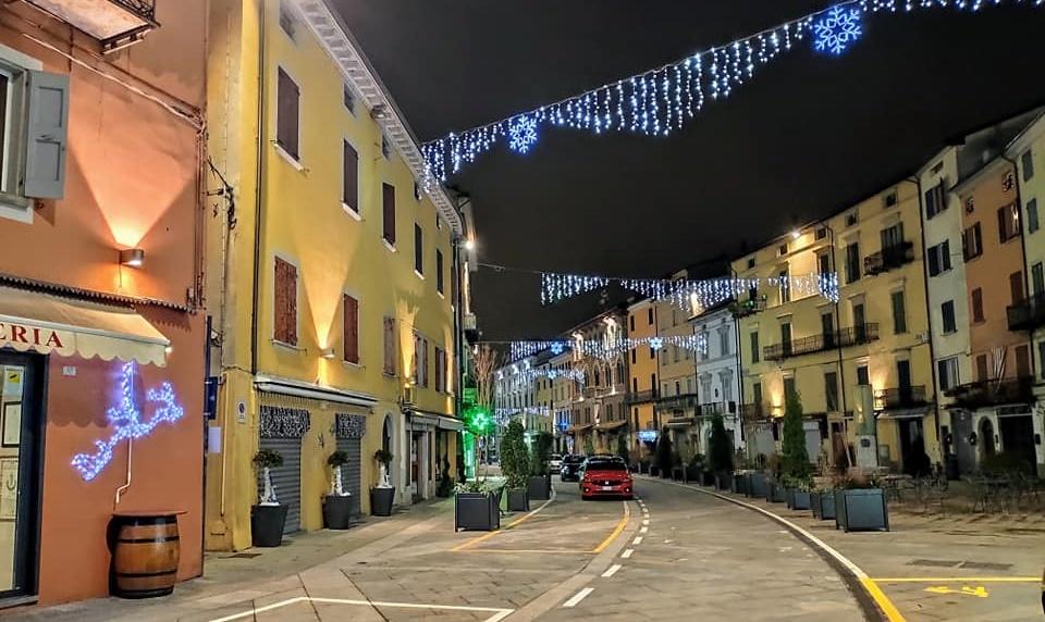 Piazza di Alto Reno Terme (Porretta Terme) - Foto di Marco Medici