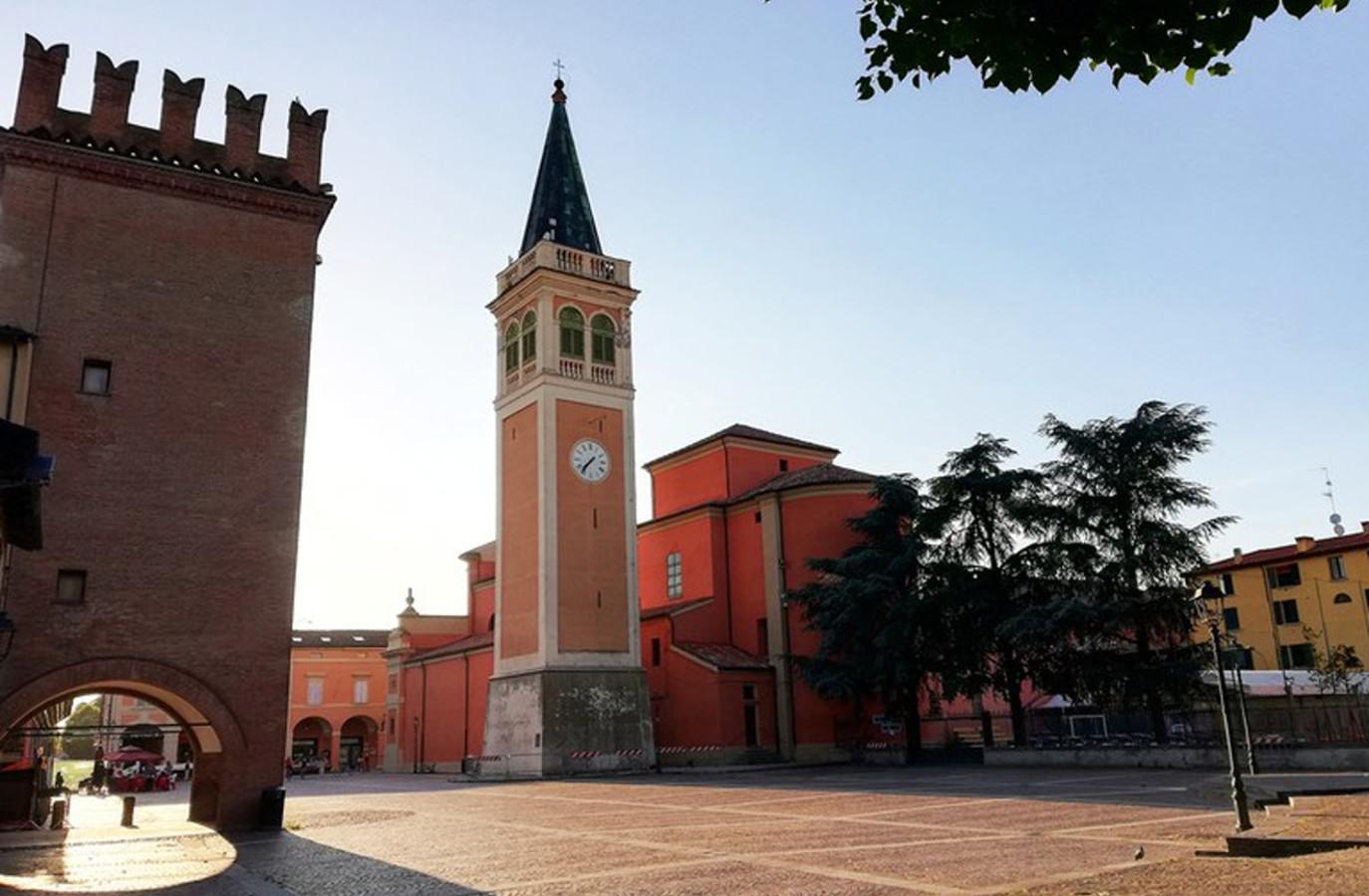 Piazza di San Giorgio di Piano