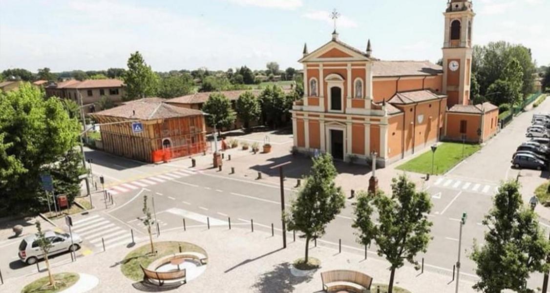 Piazza Longara - Calderara di Reno