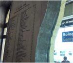 XXXIII anniversario della strage alla stazione di Bologna
