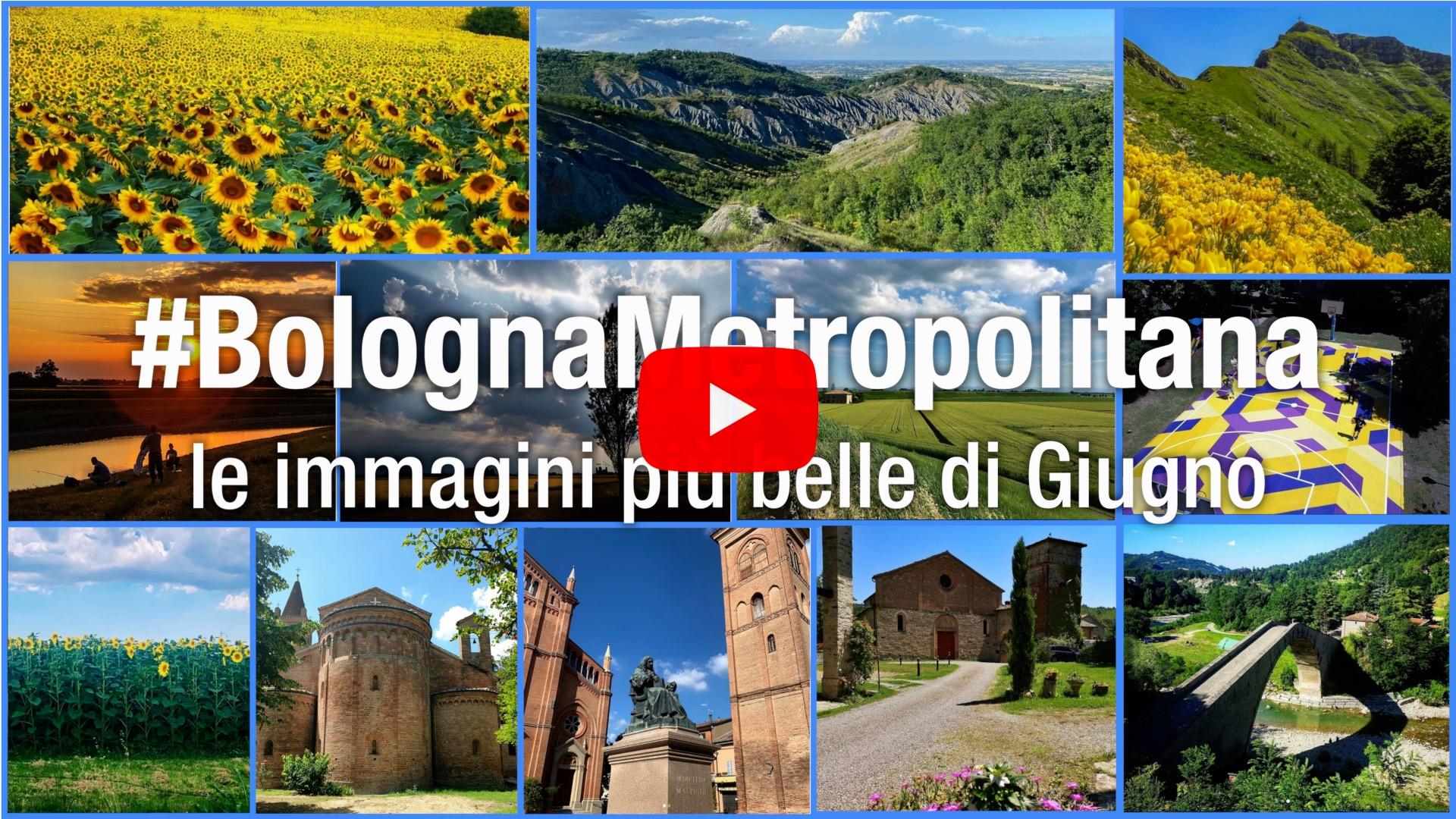 #BolognaMetropolitana - Le immagini più belle di giugno 2020