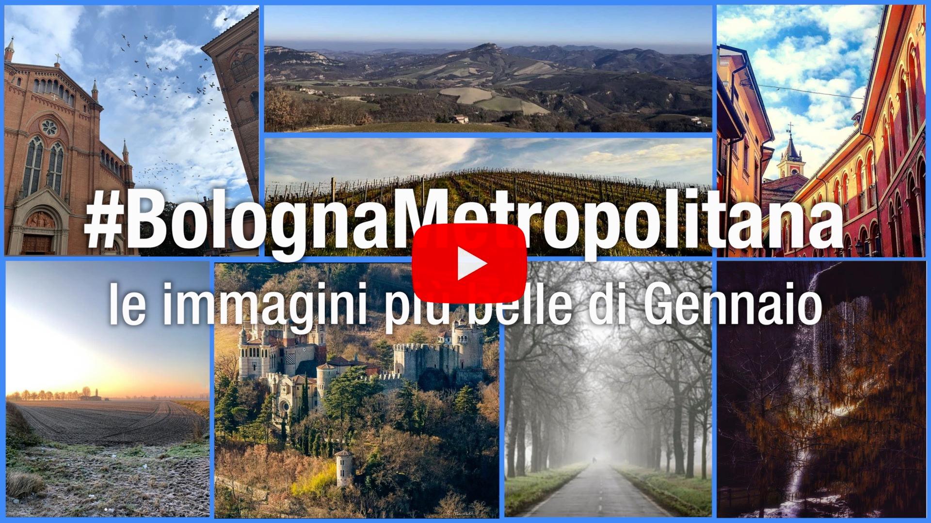 #BolognaMetropolitana - Le immagini più belle di gennaio 2020
