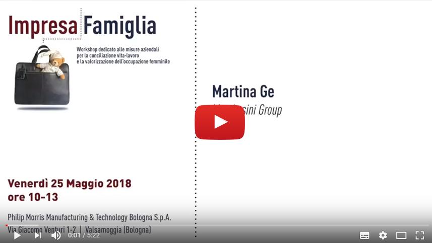 Martina Ge, Marchesini Group