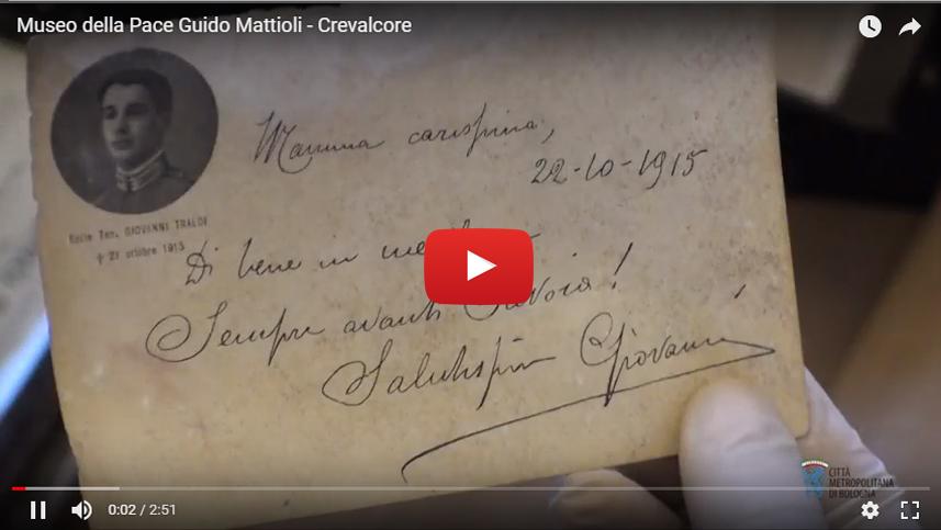 Museo della Pace Guido Mattioli - Crevalcore