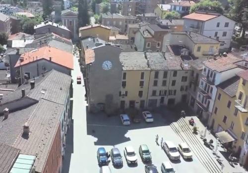 Piazza di Castiglione dei Pepoli