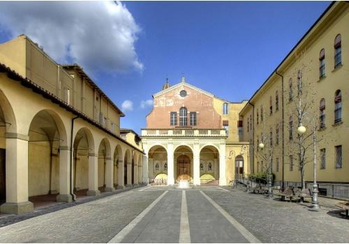 Piazza Antonio da Budrio - Budrio