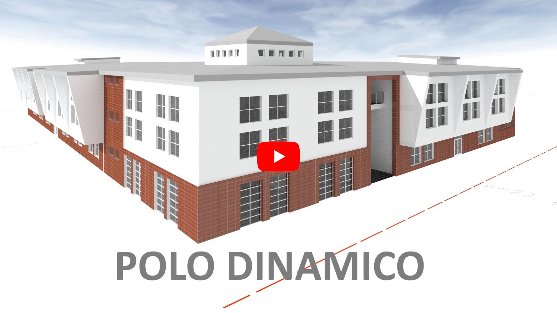Scuola, al via il cantiere per la realizzazione del nuovo Polo Dinamico di Bologna