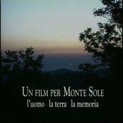 Un film per Monte Sole