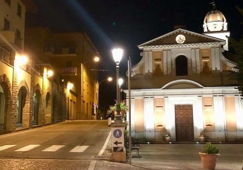 Piazza di Loiano