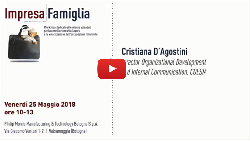 Cristiana D'Agostini, COESIA