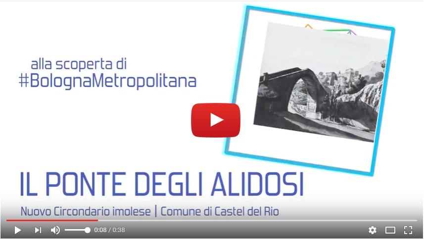 Il ponte Alidosi di Castel del Rio