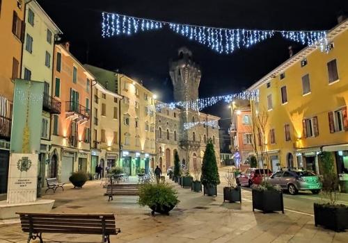 Piazza di Alto Reno Terme (Porretta)