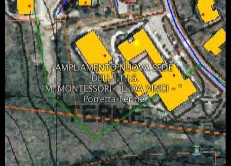 """Nuova sede dell'I.t.i.s. """"Montessori-Da Vinci"""" di Porretta Terme"""