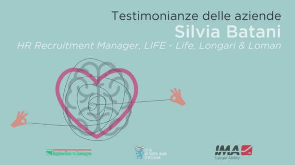 Silvia Batani, LIFE - Life, Longari & Loman