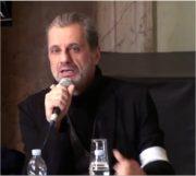"""Alessandro Bergonzoni al convegno """"Un bel welfare"""""""