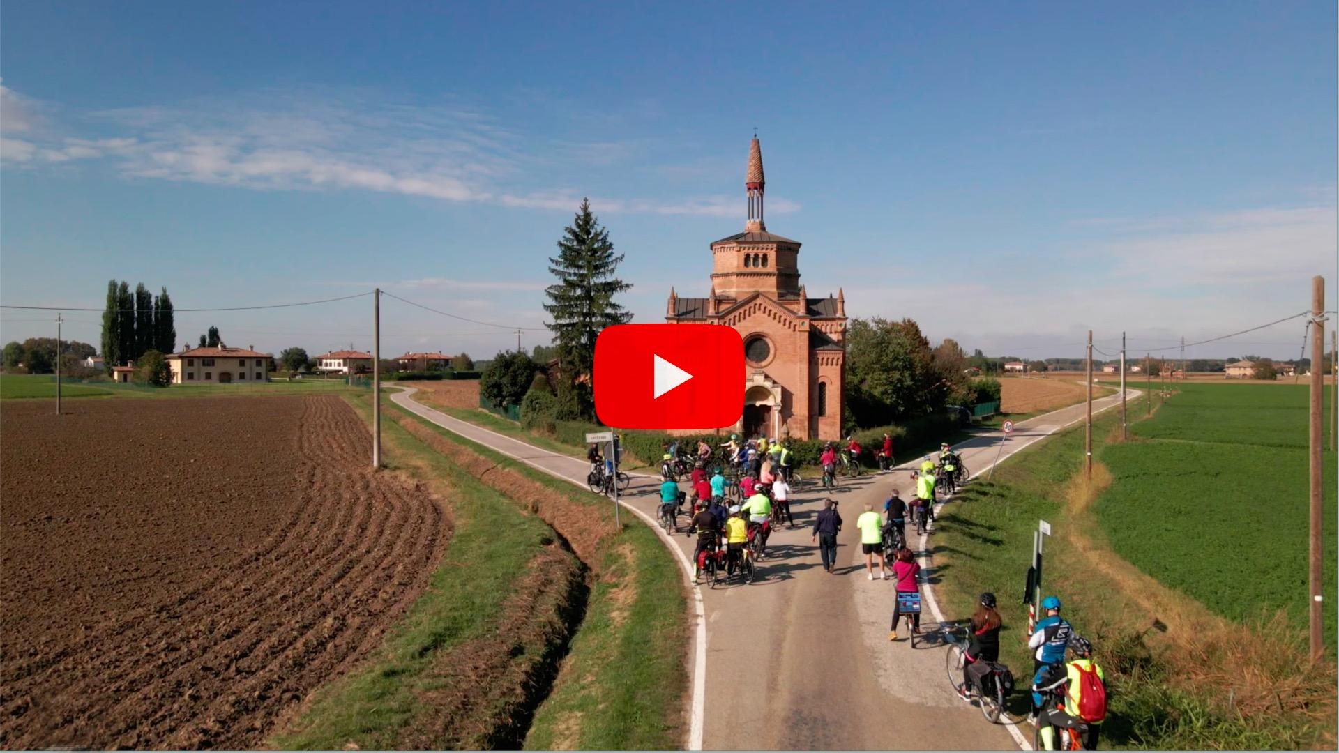 Una nuova ciclabile sull'ex tramvia della pianura Bologna-Pieve di Cento