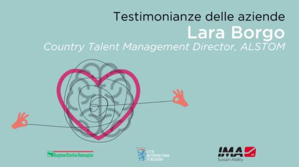 Lara Borgo, ALSTOM