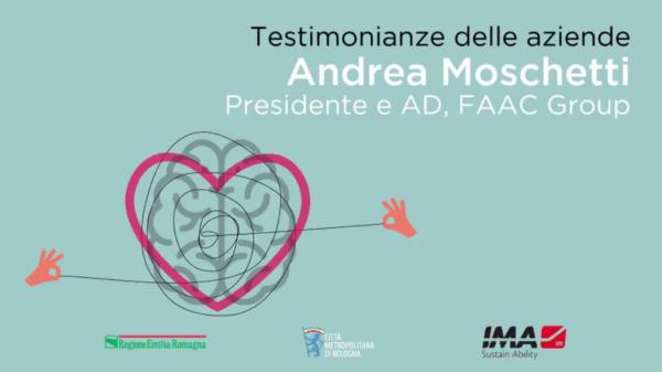 Andrea Moschetti, FAAC Group