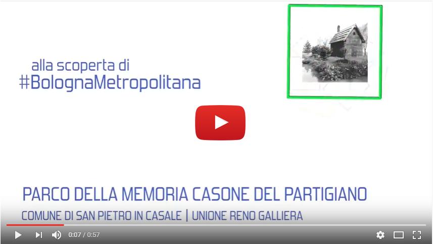 Il Parco della Memoria Casone del partigiano
