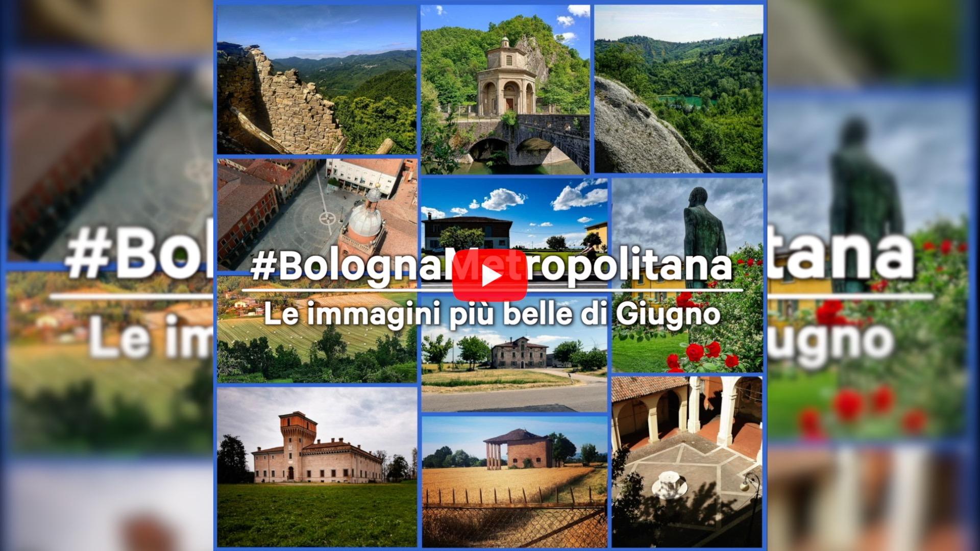 #BolognaMetropolitana - Le immagini più belle di giugno 2021