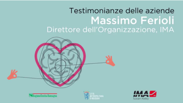 Massimo Ferioli, Gruppo IMA