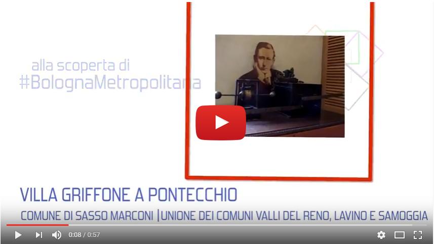 Villa Griffone a Pontecchio, Comune di Sasso Marconi