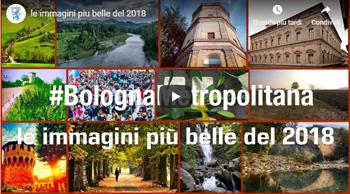 #BolognaMetropolitana - Le più belle immagini del 2018