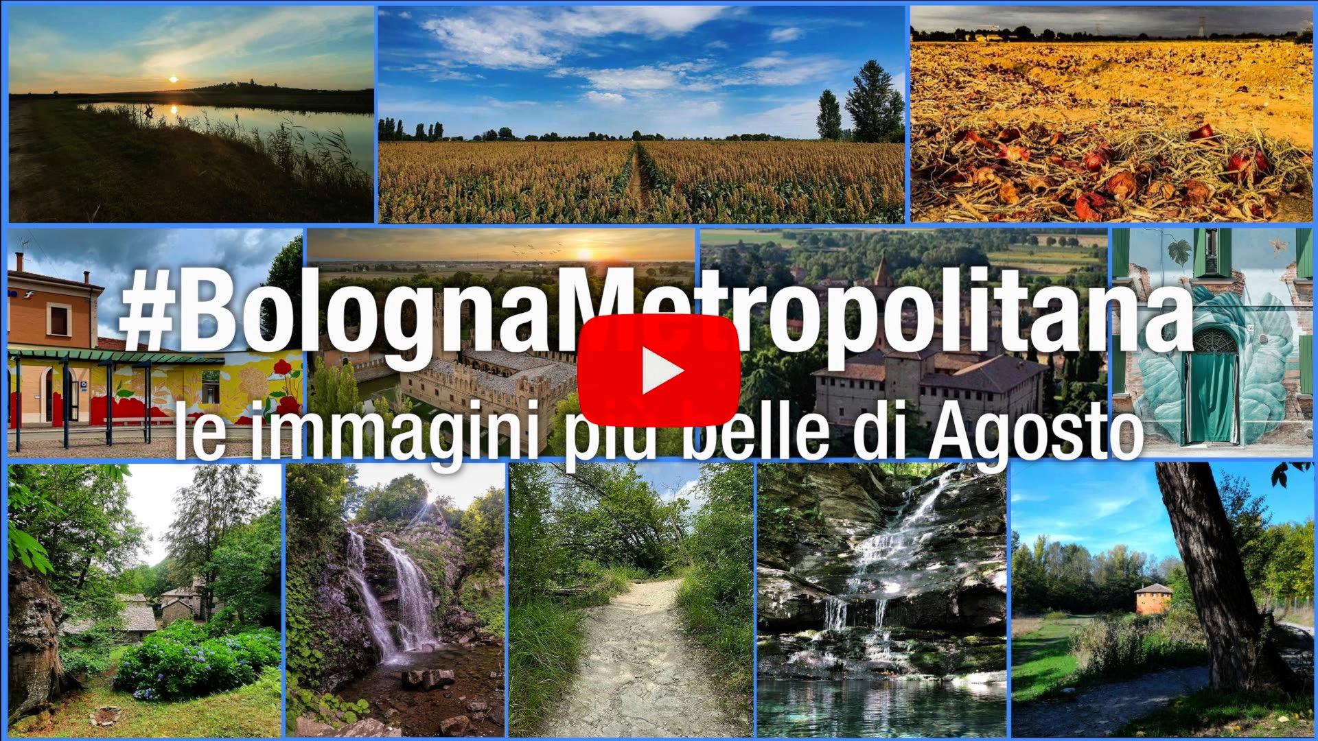 #BolognaMetropolitana - Le immagini più belle di agosto 2020