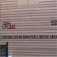Inagurazione ISART Centro studi didattica delle Arti