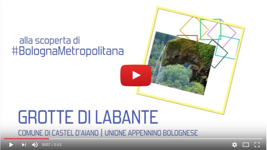 La grotta di Labante di Castel D'Aiano