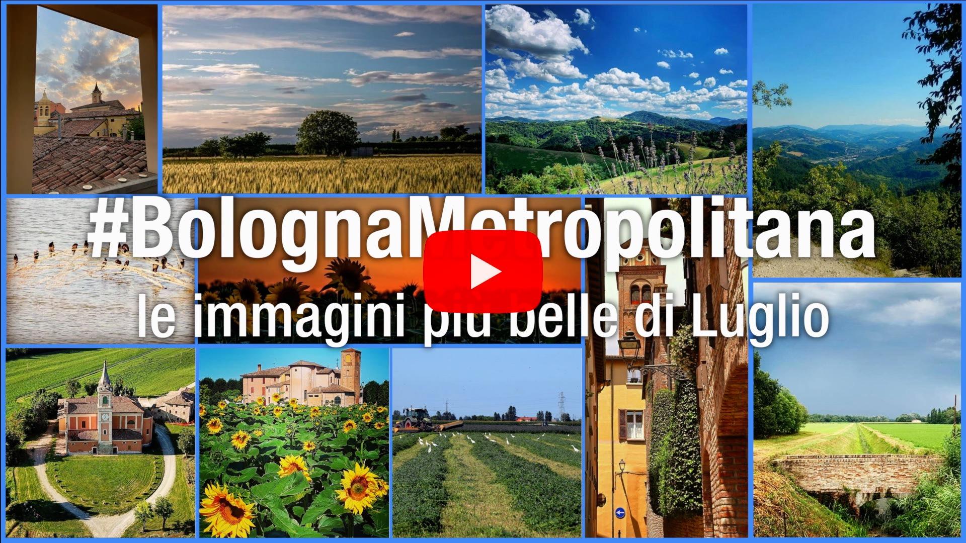 #BolognaMetropolitana - Le immagini più belle di luglio 2020