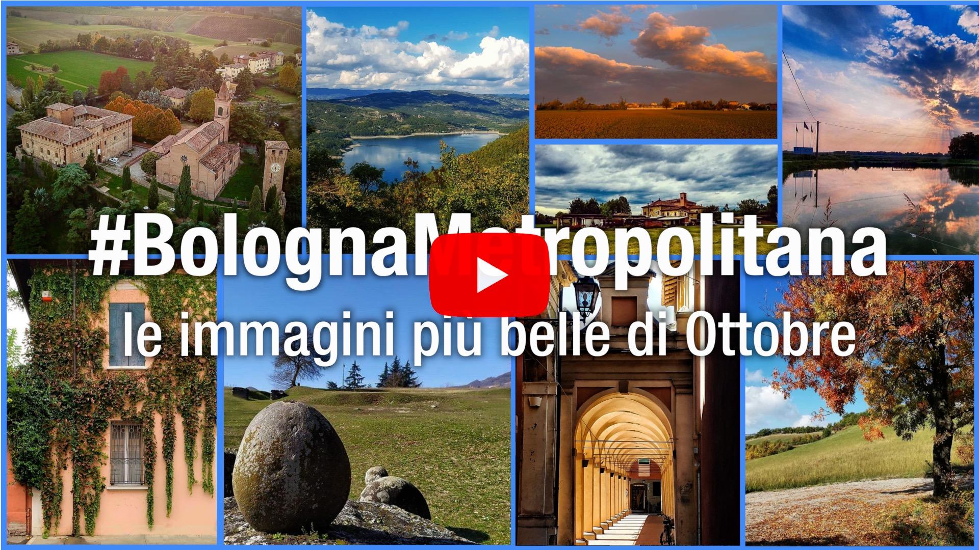 #BolognaMetropolitana - Le immagini più belle di ottobre 2020