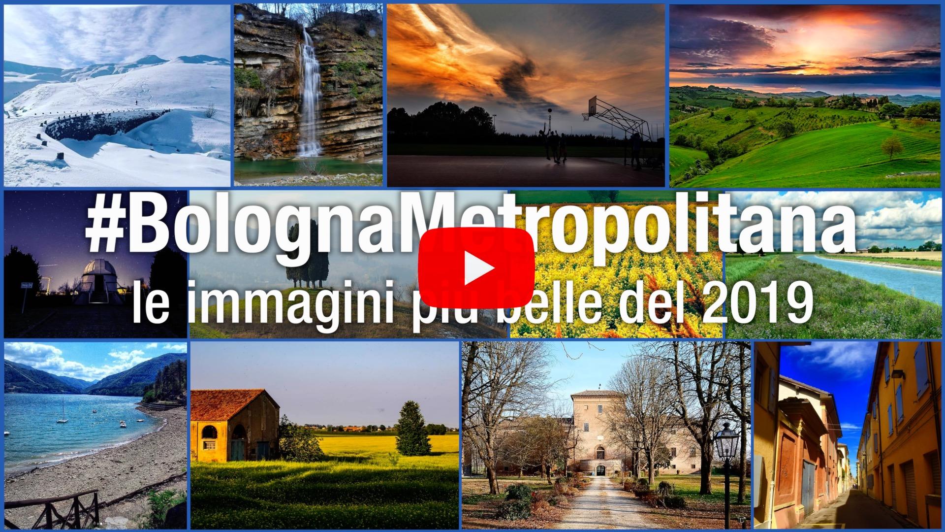 #BolognaMetropolitana - Le immagini più belle del 2019