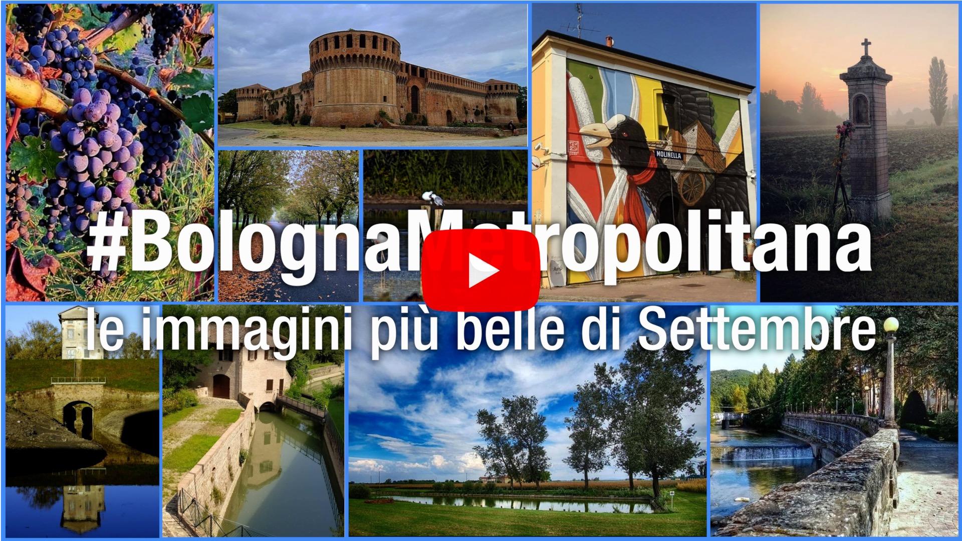 #BolognaMetropolitana - Le immagini più belle di settembre 2020