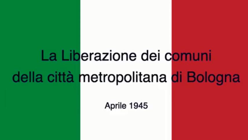 La Liberazione nei comuni della città metropolitana di Bologna