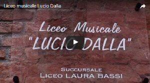 """Nuova sede per il Liceo musicale """"Lucio Dalla"""""""