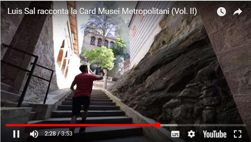 Luis Sal racconta i musei di Bologna metropolitana (Vol. II)