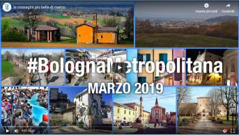 #BolognaMetropolitana - Le più belle immagini di marzo 2019