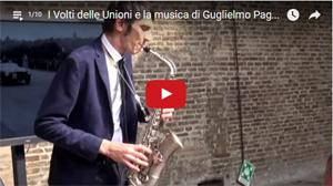 I Volti delle Unioni e la musica di Guglielmo Pagnozzi