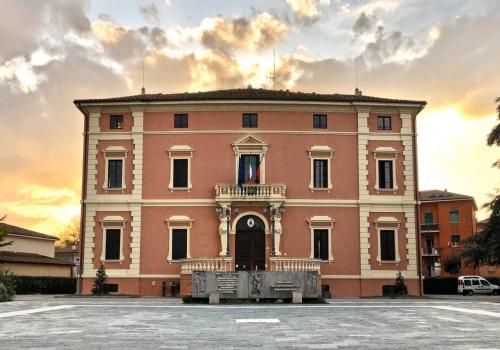 Piazza di San Venanzio di Galliera
