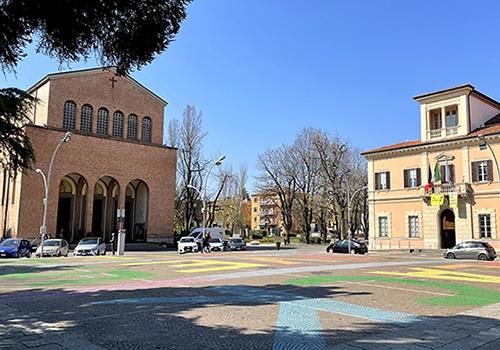 Piazza San Lazzaro di Savena