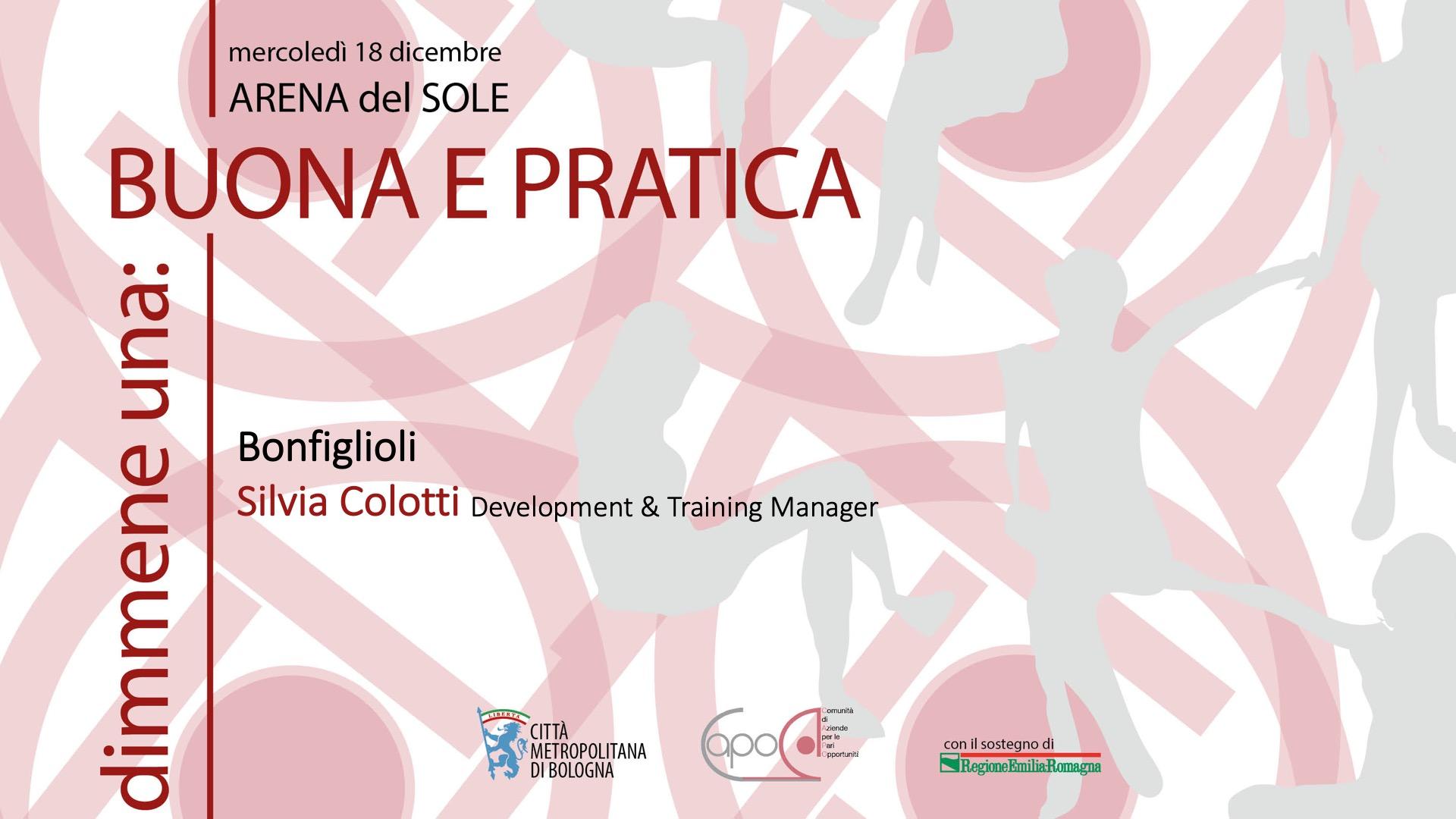 Silvia Colotti - Bonfiglioli